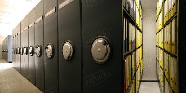 Kompakt Arşiv Sistemleri Uygulamaları