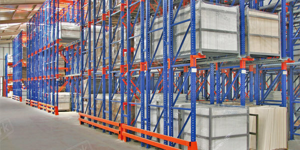 Drive-in Shelving Systems - Warehouse Racks