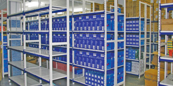 Light Duty Shelving Systems - Warehouse Racks