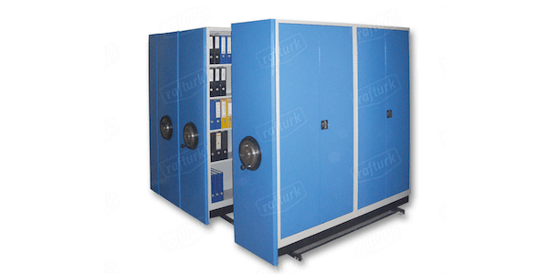 Compact Archive Systems - Rafturk Cabinet Models