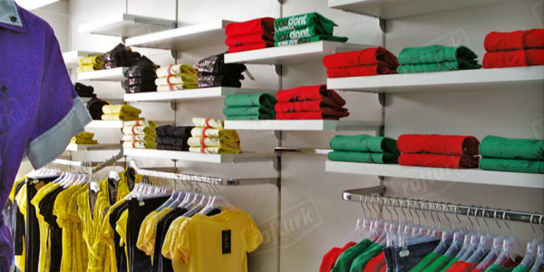 Conical Shelving Systems - Store Shelves and Equipment