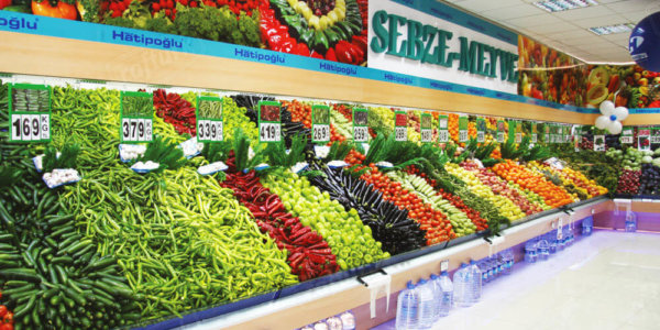 Super Market Grocery Units and Countertops - Supermarket Shelves and Equipment